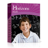 Horizons Math Fourth Grade Boxed Set