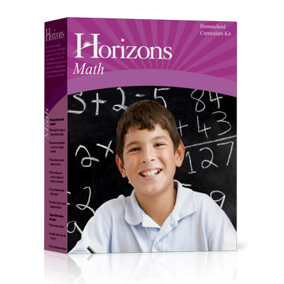 Horizons Math Third Grade Boxed Set