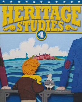 BJU Press Heritage Studies 4 Student Text 3rd ed.