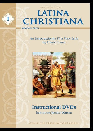 Latina Christiana 1 Instructional DVDs 2nd Edition
