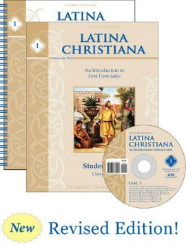 Latina Christiana 1 Text Set 4th ed