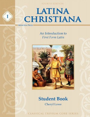 Latina Christiana Student Book 1 4th ed