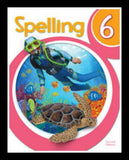 BJU Press Spelling 6 Student 2nd Edition