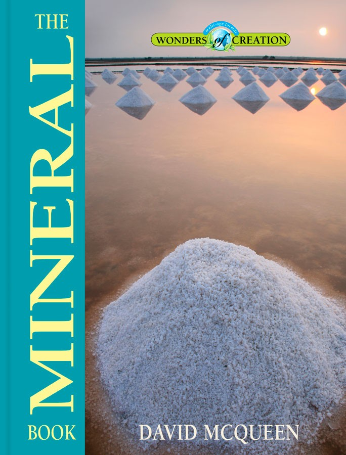 Wonders of Creation: The Mineral Book