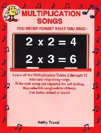 Multiplication CD Kit (Audio Memory)