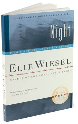 Night, by Elie Wiesel (F)