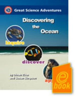 Great Science Adventures: Discovering the Ocean E-Book