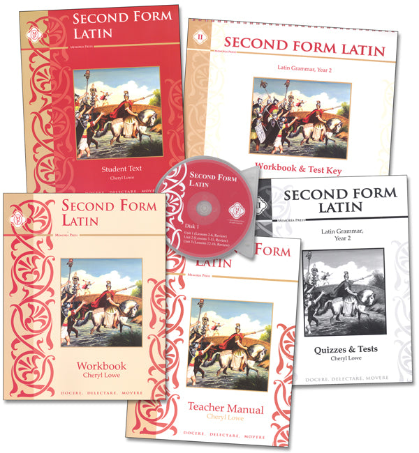 Second Form Latin Set