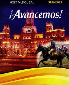 ¡Avancemos!: Student Edition Level 2 (2018, Spanish Edition) - PEP Florida Edition