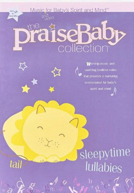 Sleepy Time Lullabies DVD Praise Baby Series