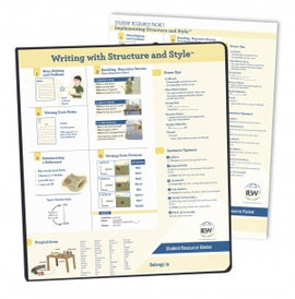 Student Resource Package (Packet plus Binder) (IEW)