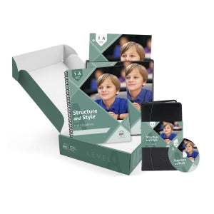 Structure and Style for Students: Year 1 Level A Basic DVD with Printed Materials