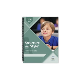 Structure and Style for Students: Year 1 Level A Teacher's Manual only