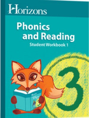 Horizons Phonics and Reading Level 3 Student Book 1