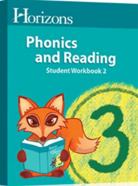 Horizons Phonics and Reading Level 3 Student Book 2