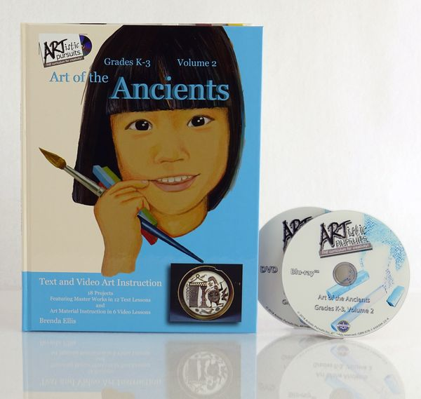 ARTistic Pursuits, K-3 Vol.2 ART OF THE ANCIENTS