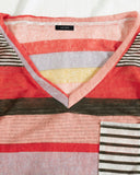 SALORA™ Stripe Short Sleeve Tee