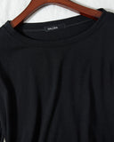 SALORA™ Long Sleeve Tee with Pockets