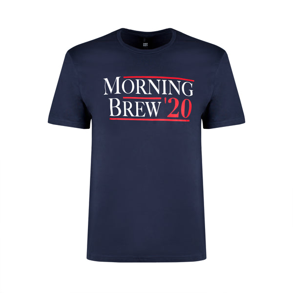 Morning Brew 2020 T-shirt (Men's)