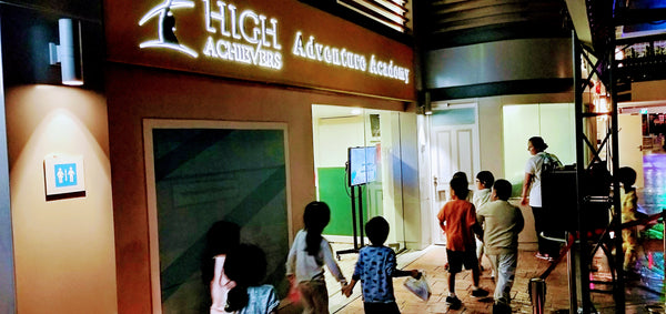The 7 Priceless Takeaways From an Overnight Preschool Camp at Sentosa