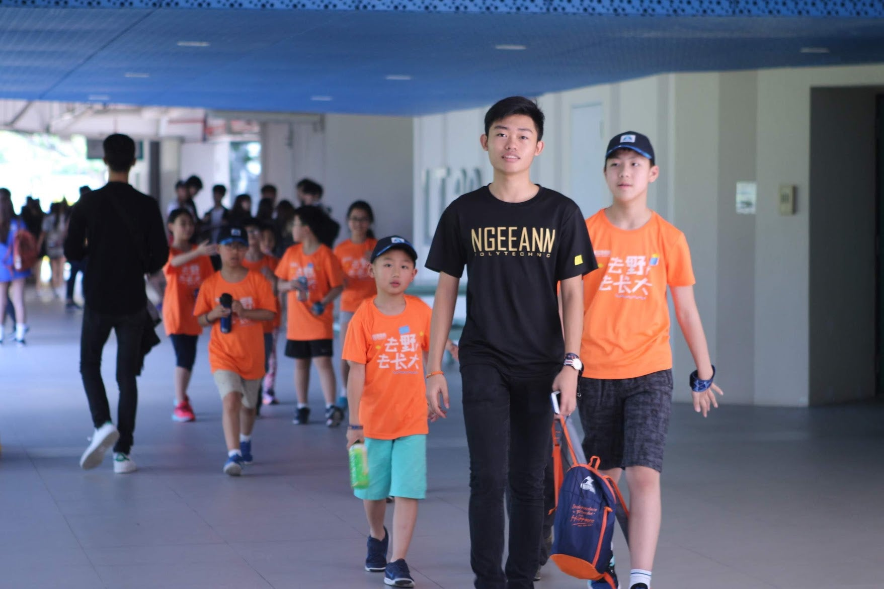 singapore education students in school