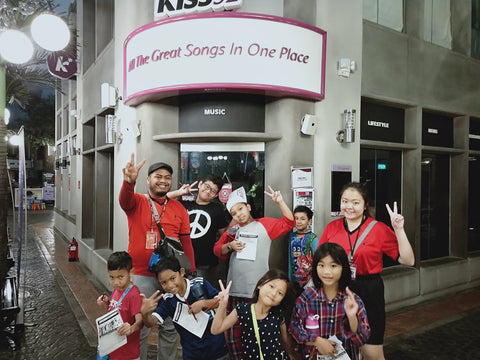 Exploring KidZania Singapore City