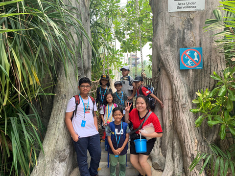 Sentosa Island High Achievers Adventure Academy