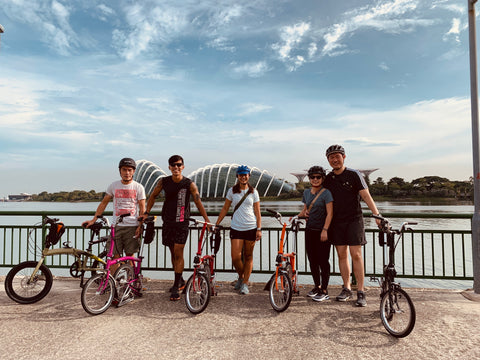 Brompton Experiences Curated Rides