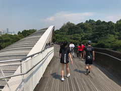 The Journey of 60 Leaders, Beautiful Scenery, Henderson Waves