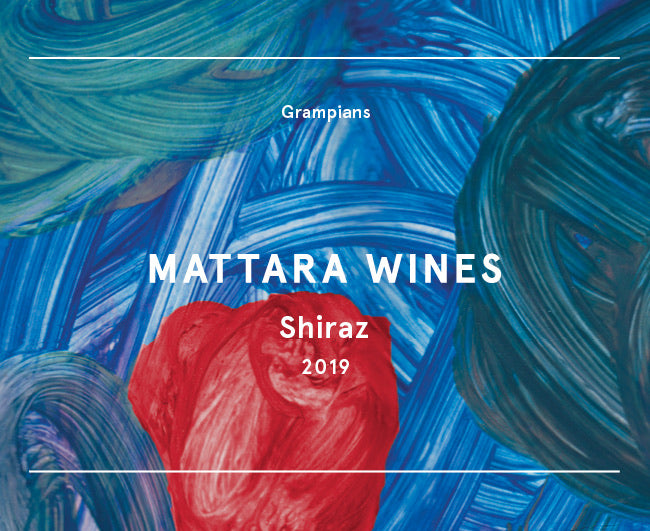 Mattara Shiraz 2019 SIX PACK