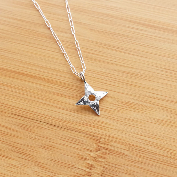 Mini Radiant Star Necklace
