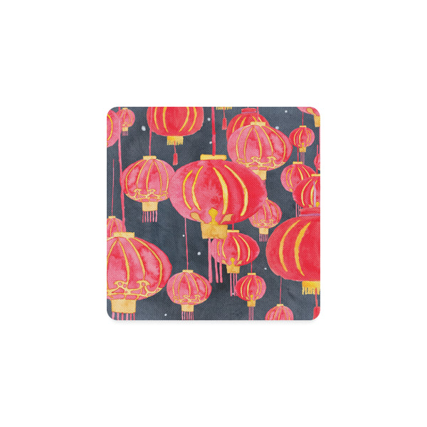 Petit Crayon Studio's Lantern Coaster, buy online hong Kong gifts and souvenirs, farewell gifts