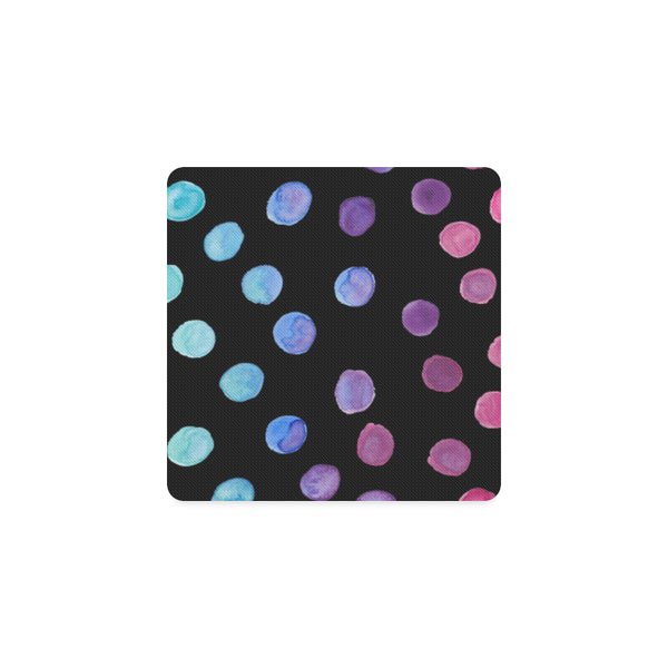 Coaster by Petit Crayon Studio, Ombre polka dots gifts, Hong Kong gifts, corporate, teacher  and farewell gifts