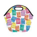 Petit Crayon Studio Hong Kong Mailboxes Lunch Bag gift idea