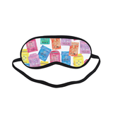 Hong Kong Premium gift idea sleeping mask - Petit Crayon Studio Hong Kong themed store