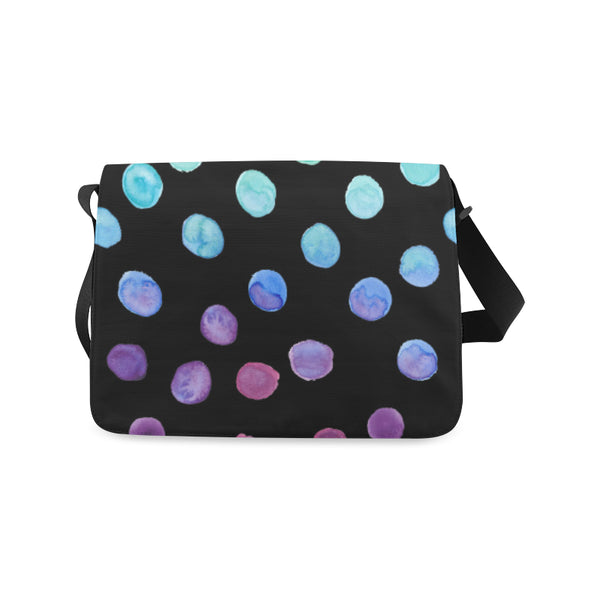 Petit Crayon Studio Hong kong gift idea: messenger polka dots bag, ombre polka dots, gifts from Hong Kong,
