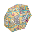 Hong Kong Basic Umbrella Central by Petit Crayon Studio Premium Gift Shop