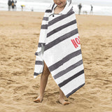 Petit Crayon Studio gift idea, children hooded towel from Hong Kong, original gift store for gifts in Hong Kong
