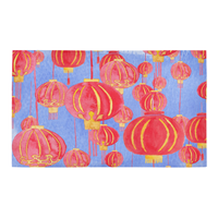 Indoor Mat Hong Kong Lanterns Doormat - Petit Crayon Studio