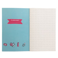 Ready to Ship Limited Edition Hong Kong Central Recycled Eco-friendly A6 Notebook - Petit Crayon Studio