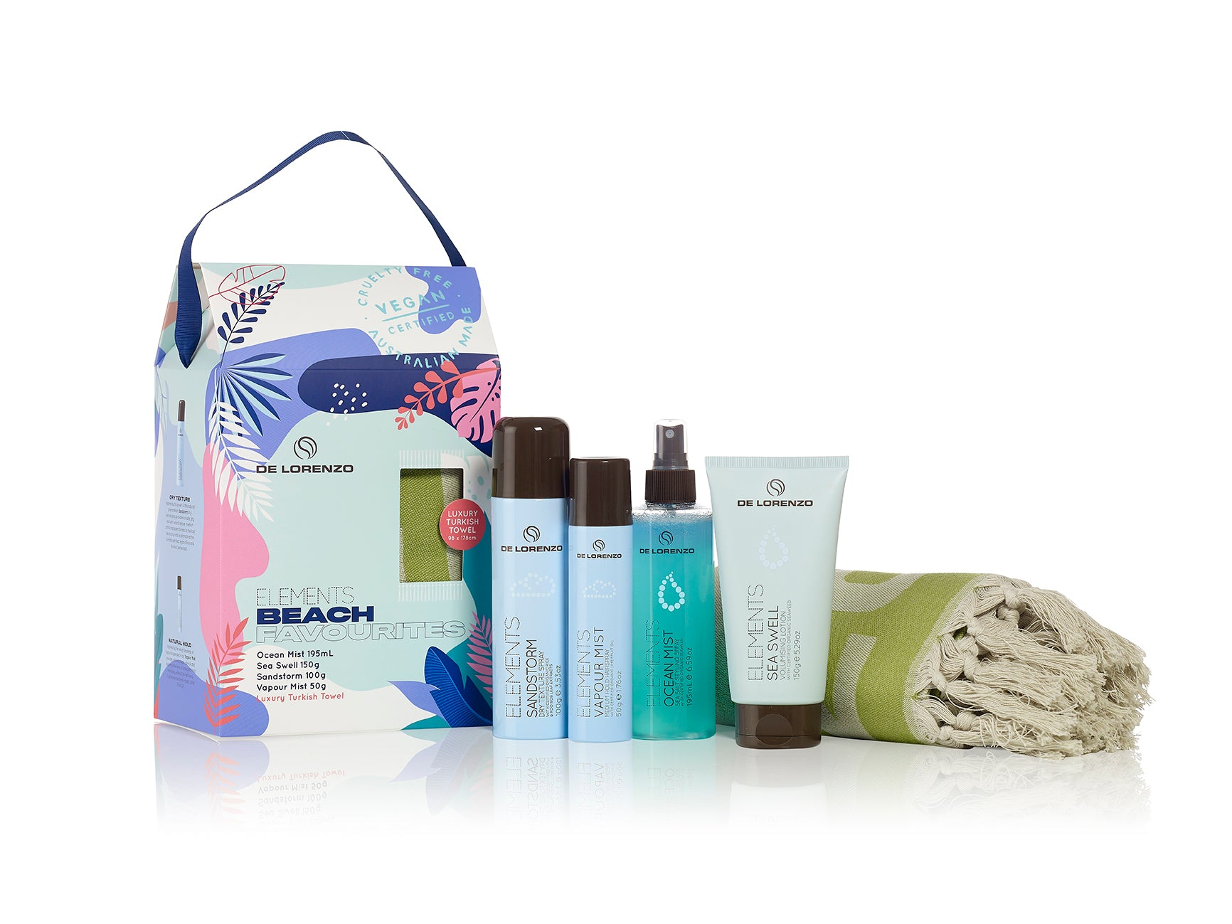 Elements Beach Favourites Pack