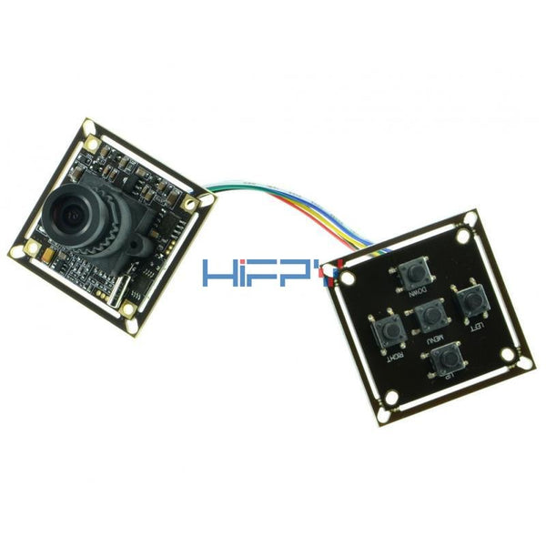 Foxeer XAT600 CCD 600TVL FPV Camera IR SENSITIVE