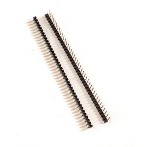 1x40 Right Angle Pin Header Set