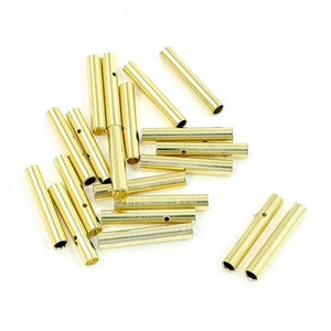 2mm Golden Plated Spring Connector