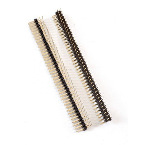 2x40 Right Angle Pin Header Set