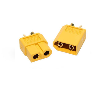 XT60 Connectors - Yellow