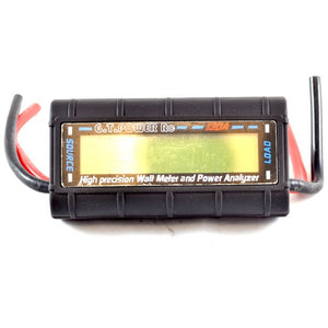 GTPower 130A High-Precision Watt Meter/Power Analyzer