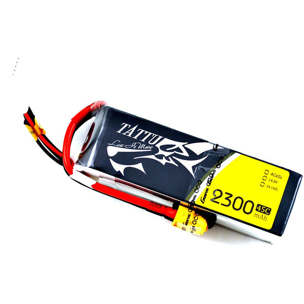 Tattu 4S 2300 mAh 45C Lipo Battery