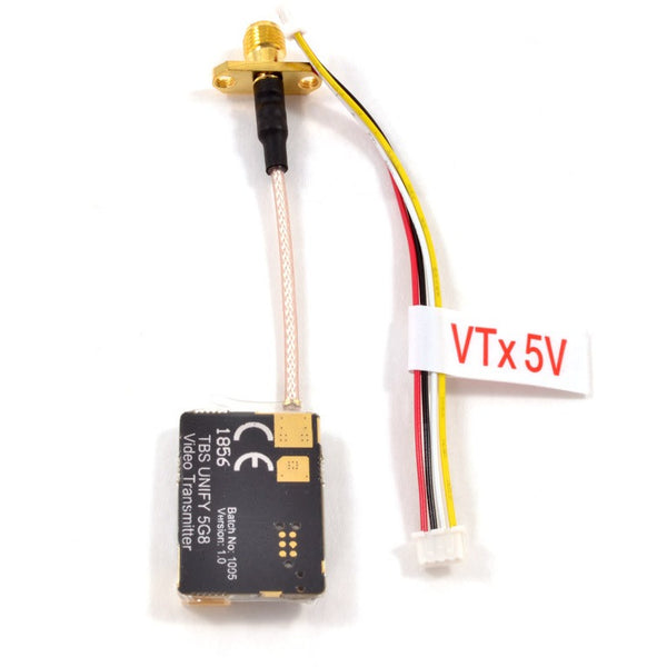 TBS Unify Pro V3 5.8 GHz Video Transmitter