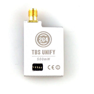 TBS Unify 2.4 GHz 500mW Video Transmitter